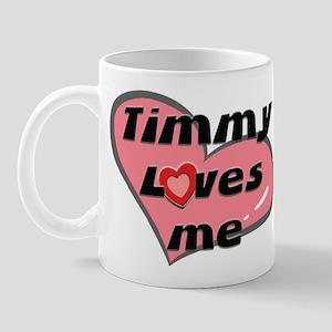 timmy loves me  Mug