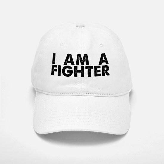 Fighter B Baseball Baseball Cap
