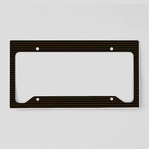 greykittyclutch License Plate Holder