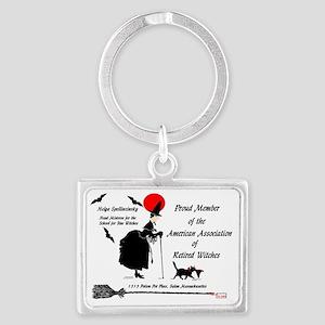 Membership Card AARW Landscape Keychain