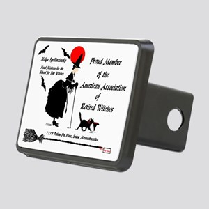Membership Card AARW Rectangular Hitch Cover