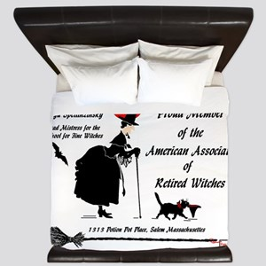 Membership Card AARW King Duvet