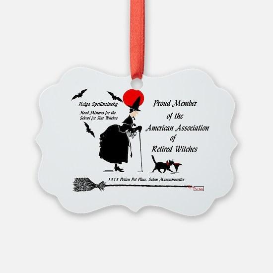 Membership Card AARW Ornament