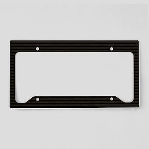 greykittycoinpurse License Plate Holder