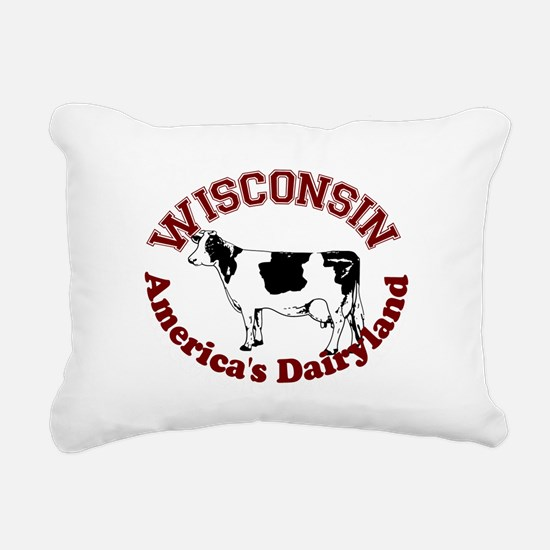 americasdairyland Rectangular Canvas Pillow
