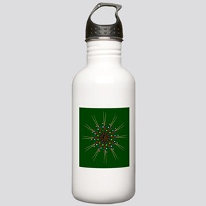 Snooker Cues and Balls Stainless Water Bottle 1.0L
