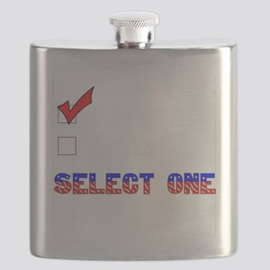 gun owner Flask