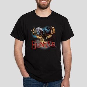 Hunter take your best shot Deer Dark T-Shirt
