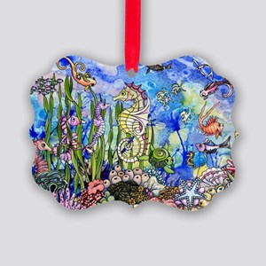 oceanlife Picture Ornament