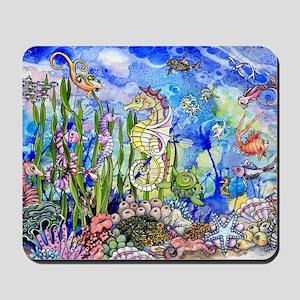 oceanlife Mousepad