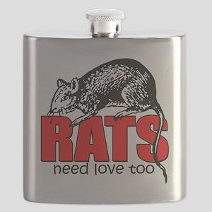 ratsneedlovetoo Flask