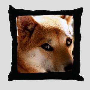 shebapic Throw Pillow