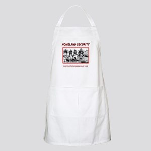 Homeland Security Native Apron