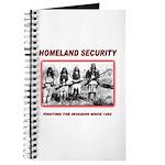 Homeland Security Native Journal