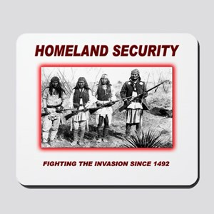 Homeland Security Native Mousepad