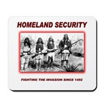 Homeland Security Native Mousepad