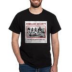 Homeland Security Native Dark T-Shirt