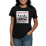 Homeland Security Native Women's Dark T-Shirt