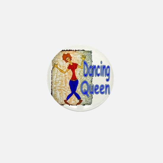 DancingQueen Mini Button