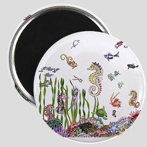 oceanlife Magnet