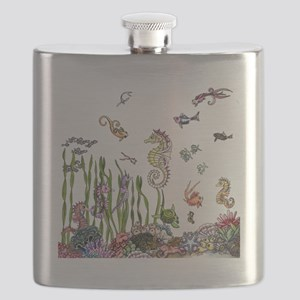 oceanlife Flask