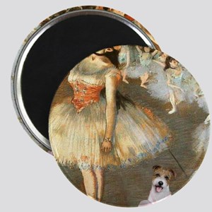 Z-16x20-Dancers-JackRussell11 Magnet