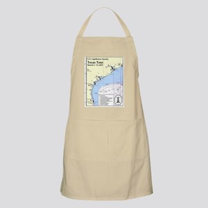 Texas map 12-23-11 Apron