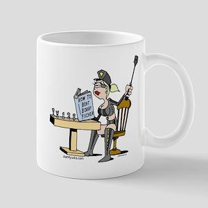 Beat Bobby Fischer Mug