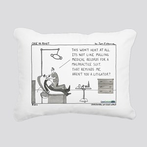120116 Rectangular Canvas Pillow