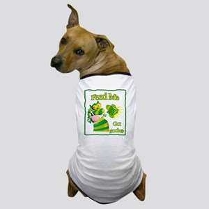 Reading Month Got Books? Dog T-Shirt