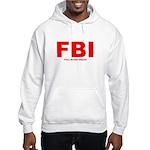 Full Blood Indian Hooded Sweatshirt
