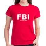 Full Blood Indian Women's Dark T-Shirt