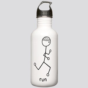 running man1 Stainless Water Bottle 1.0L