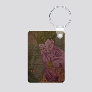 Litas Tiger (1 of 1)-2 Aluminum Photo Keychain