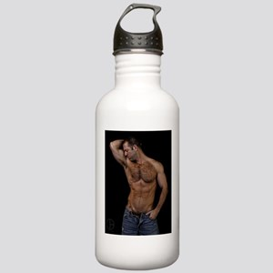 Vics Pit Stainless Water Bottle 1.0L