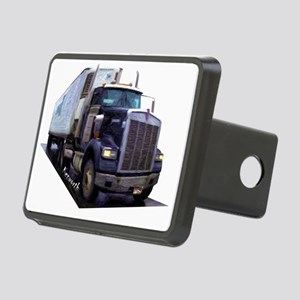 Truckin Rectangular Hitch Cover