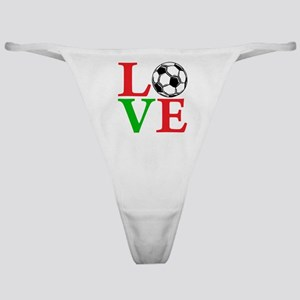 mexico2, Soccer LOVE Classic Thong