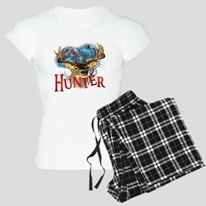 Hunter take your best shot  Women's Light Pajamas