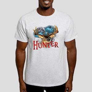 Hunter take your best shot Deer whit Light T-Shirt