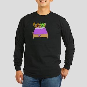 wookie anenome final Long Sleeve Dark T-Shirt