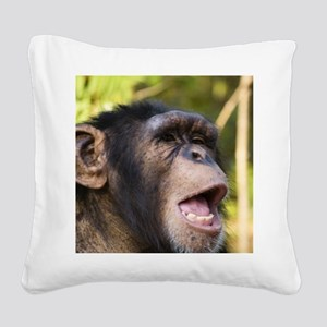 Knuckles Square Canvas Pillow
