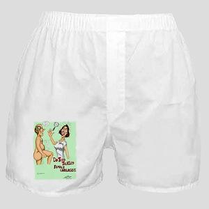 Tess Tickles Boxer Shorts