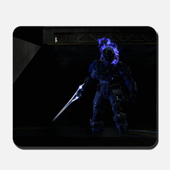 Halo Character Mousepad