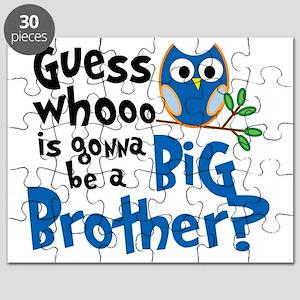 OWL Blue  Puzzle