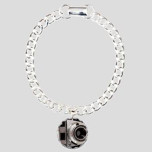 45mm Camera Charm Bracelet One