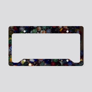 AlltheMarbles License Plate Holder