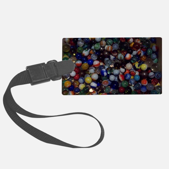AlltheMarbles Luggage Tag
