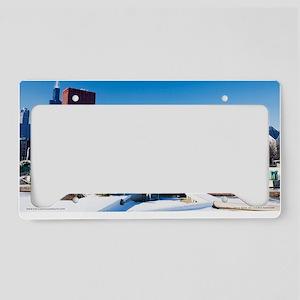 5D-40 IMG_0023-WALL-CALENDAR License Plate Holder