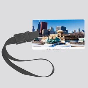 5D-40 IMG_0023-WALL-CALENDAR Large Luggage Tag