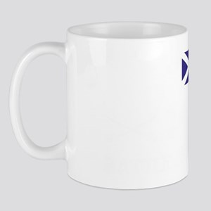1488 Battle of Sauchieburn (White) Mug